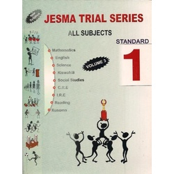 Jesma Trial Series Std 1 Volume 3